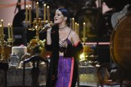 Maren Morris Blows 'Mona Lisas and Mad Hatters' Out of the Water During Elton John Tribute