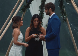 Maren Morris Stars as Leading Lady in Ryan Hurd's 'Diamonds or Twine' Video