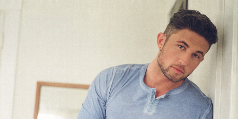 Michael Ray Breaks Through in 'Get To You' Music Video
