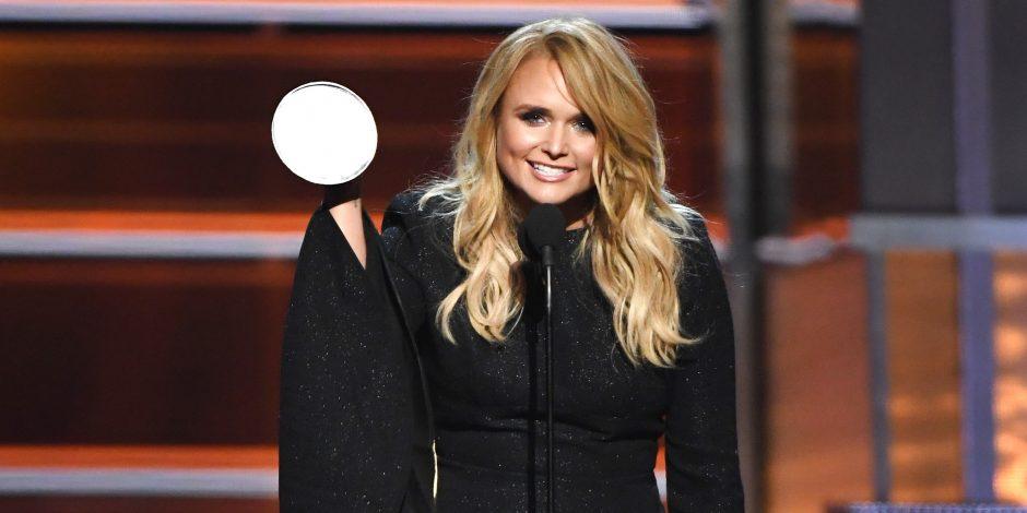 Miranda Lambert Crowned as ACM Female Vocalist of the Year