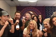 Miranda Lambert Convinces Little Big Town to Do a Bruno Mars 'Glam Jam'