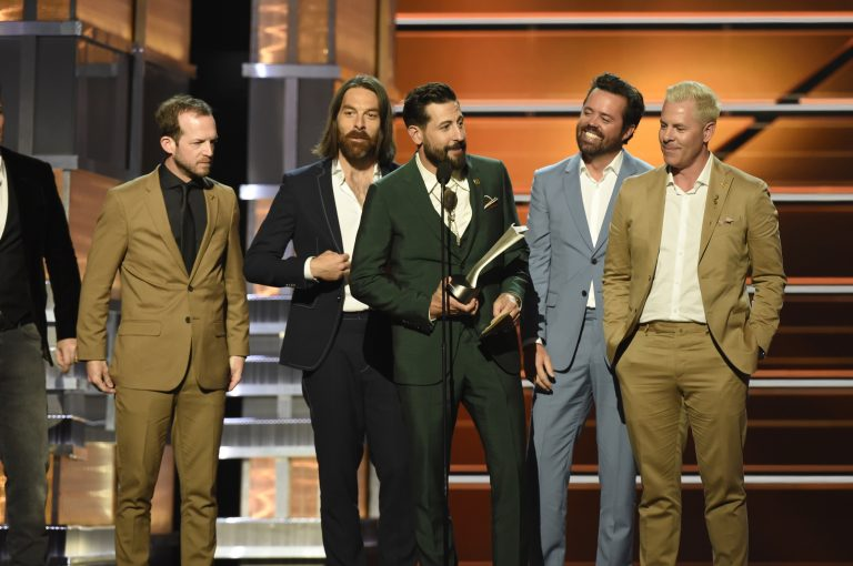 Old Dominion Wins ACM Vocal Group of the Year Award