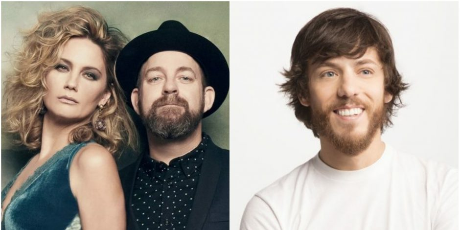 Sugarland Will Present, Chris Janson to Perform at 53rd Annual ACM Awards