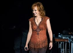 Reba to be Honored 41st Annual Kennedy Center Honors