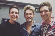 'Nashville' Cast Meets 'Harry Potter' Stars During UK Tour