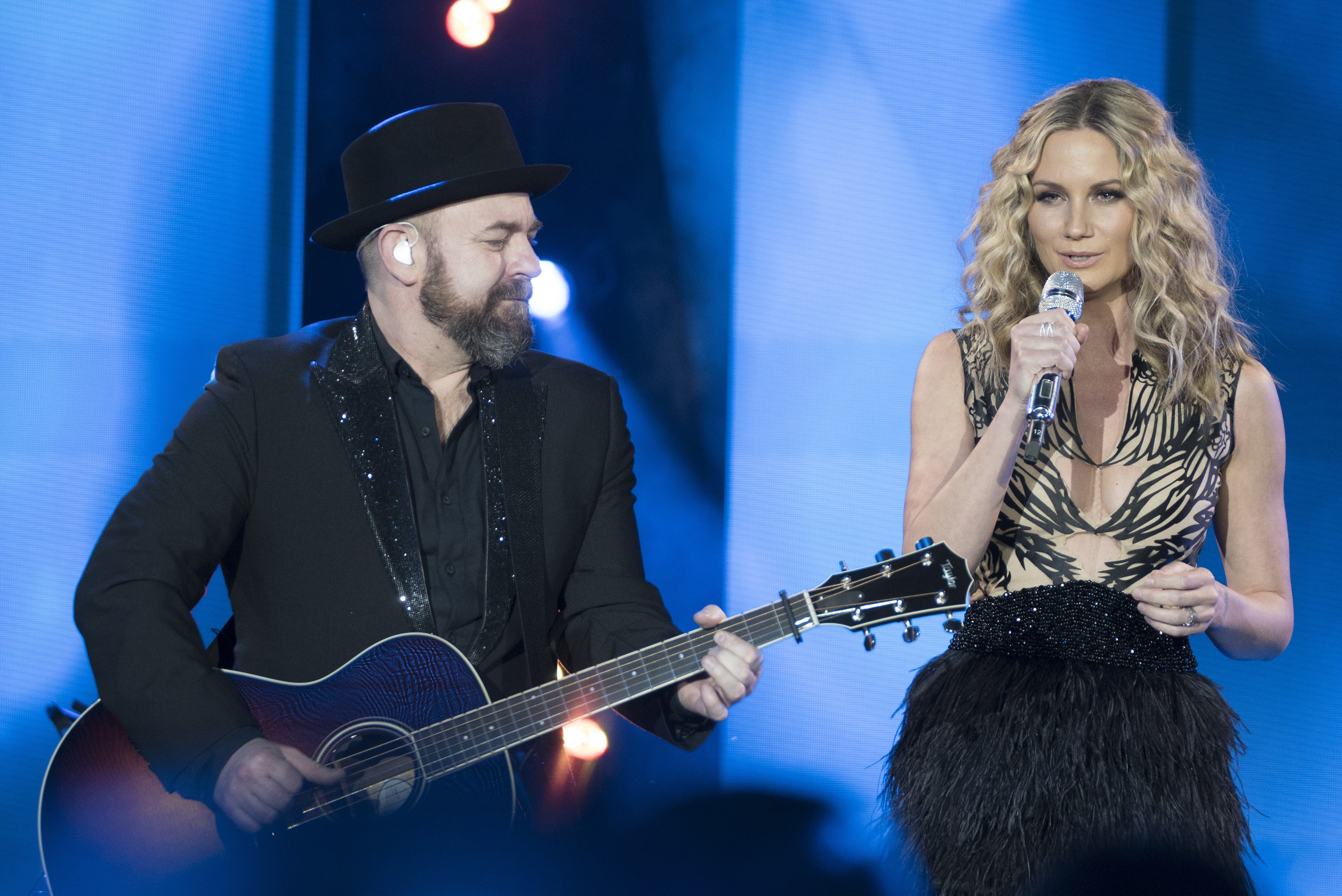 Sugarland; Photo credit: ABC/Eric McCandless