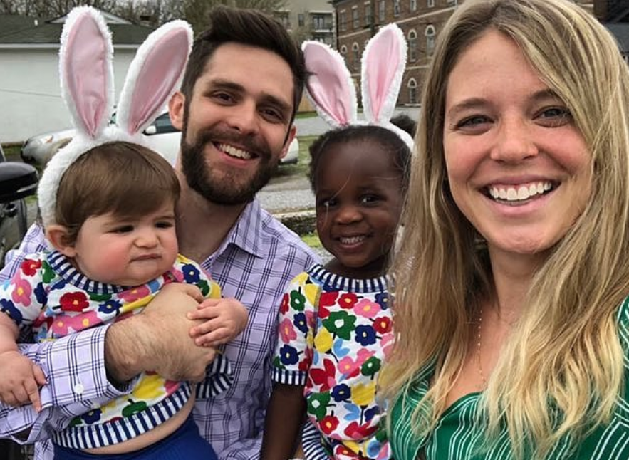 Country Stars Celebrate Easter in Their Sunday Best