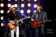 Blake Shelton and Toby Keith Make Country Cool with 'Shoulda Been a Cowboy'