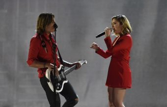 Keith Urban Sent Julia Michaels the Sweetest Gift