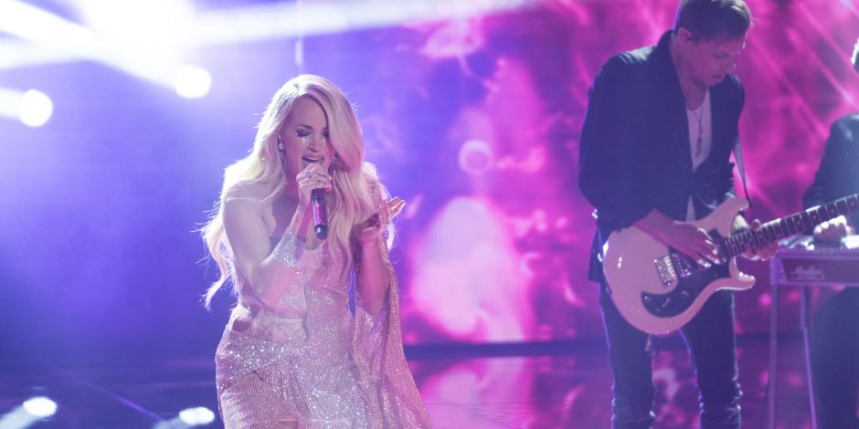 'American Idol' Dedicates the Top Five Performances to Carrie Underwood