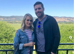 Carrie Underwood's Son Welcomes Visitors to Nashville