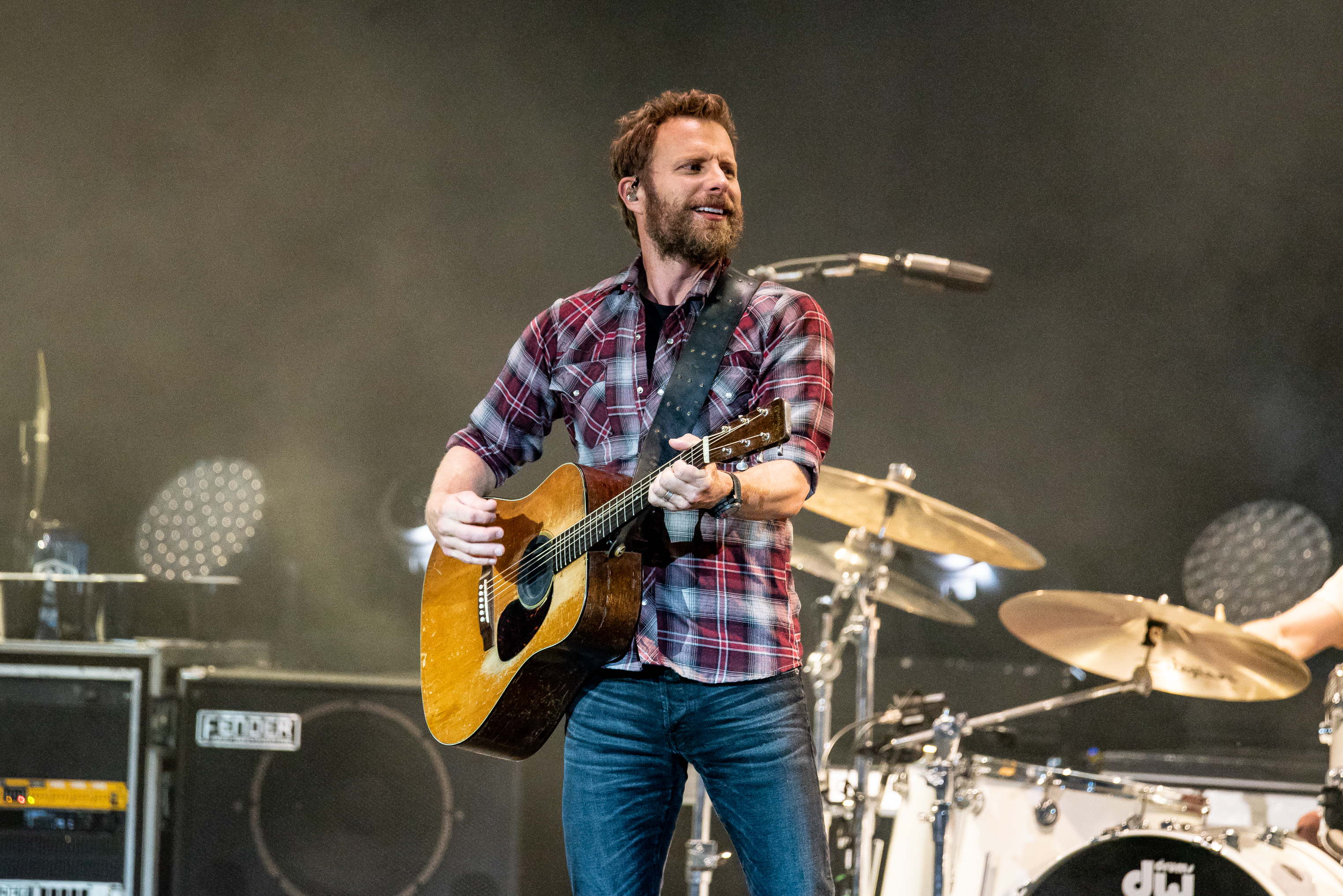 Dierks Bentley And Friends Reach New Heights At Mountain