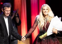 Carrie Underwood Commemorates Her 10 Year Opry Anniversary
