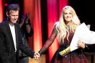 Carrie Underwood's 10 Year Opry Anniversary Celebration