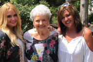 Country Stars Show Love to Their Moms on Mother's Day