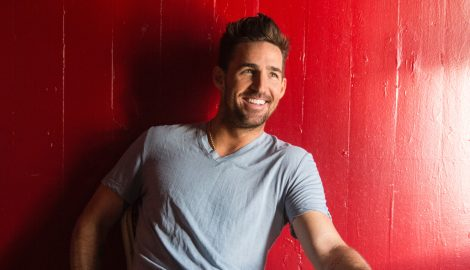 Jake Owen Reflects on His 12-Year Career After Earning Seventh No. 1 Single