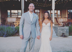 Jana Kramer Celebrates Wedding Anniversary to Mike Caussin: 'I Love You Babe'