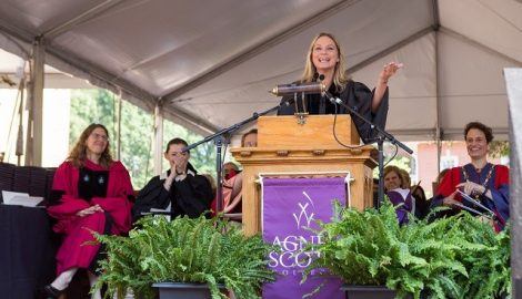 Jennifer Nettles Delivers Empowering Commencement Speech at Alma Mater