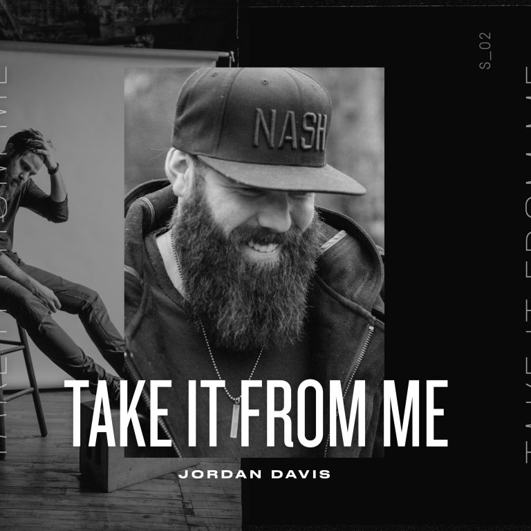 Jordan Davis Follows Debut Single with 'Take It From Me'