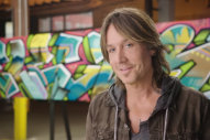 Keith Urban Teams Up With Graffiti Artist For Artistic Representation of 'Graffiti U'