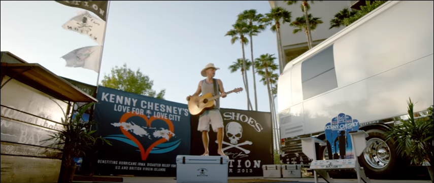 Kenny Chesney Brings No Shoes Nation Together in 'Get Along' Video
