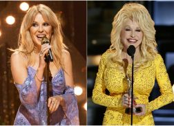 Kylie Minogue on Meeting Dolly Parton: 'What a Presence, What a Light'