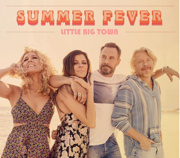 Little Big Town Feels the 'Summer Fever' in New Single