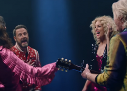 Little Big Town Honor Elton John in a Futuristic Way in 'Rocket Man' Video