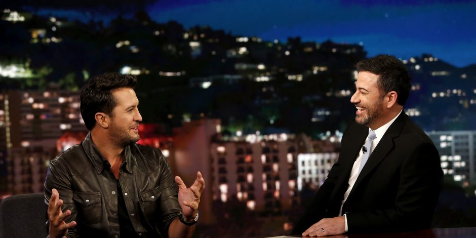 Luke Bryan And Katy Perry Invited Themselves to Lionel Richie's House For Dinner