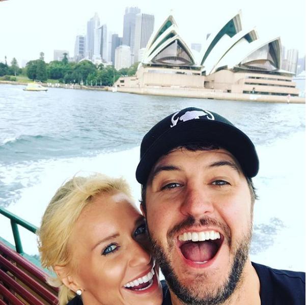 Five Times Luke and Caroline Bryan Weren't Afraid to Get Silly on Instagram