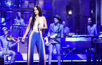 Kacey Musgraves Brings Sparkle to SNL Performance