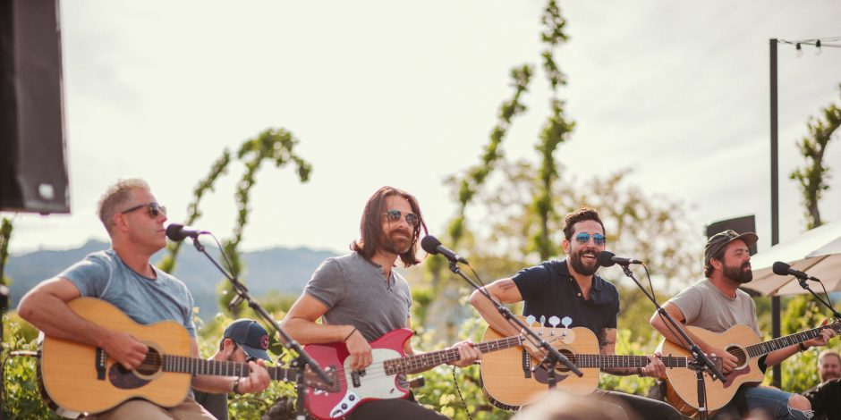 Old Dominion Embraces Change Following ACM Awards Win Sounds Like