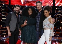'The Voice' Determines The Top 10 for the Season