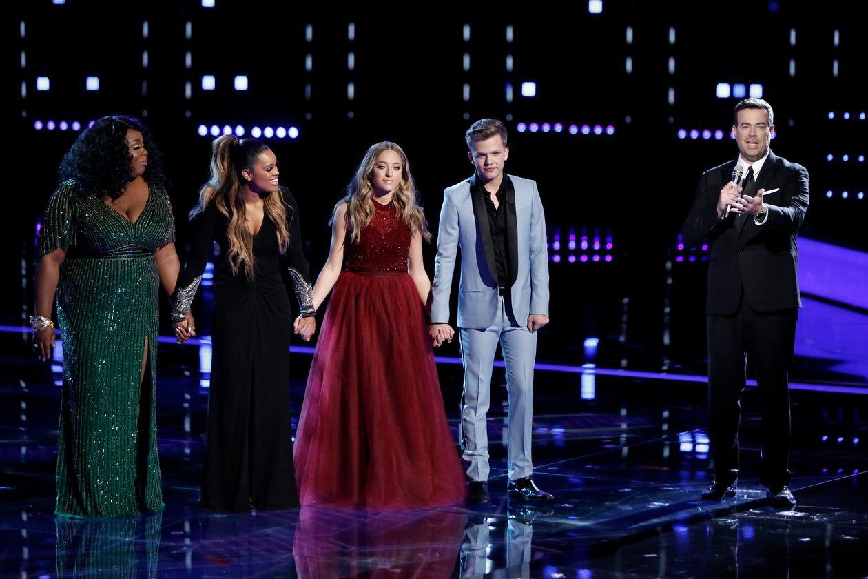 'The Voice' Names the Winner of Season 14