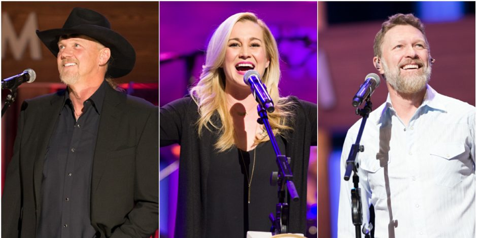The Grand Ole Opry Will Host Their Annual Salute the Troops Shows