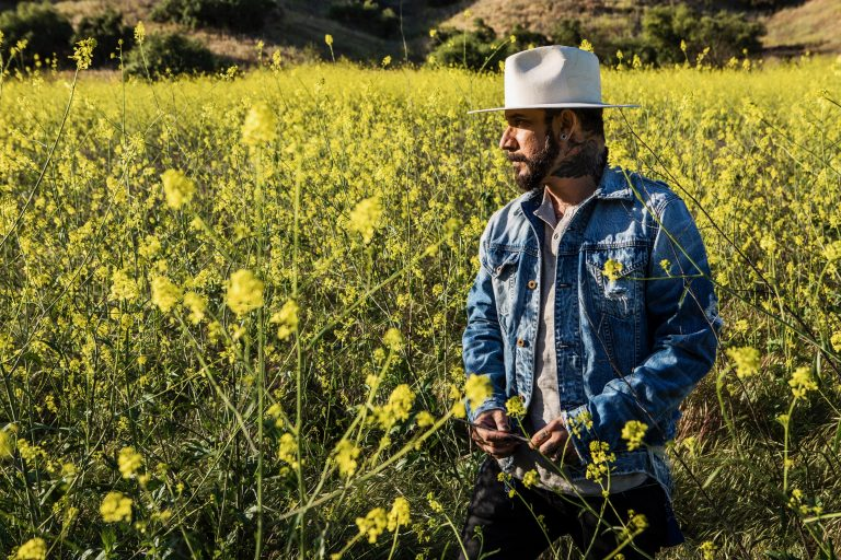 AJ McLean On His Forthcoming Country Project: 'I've Got Plenty of Stories to Tell'