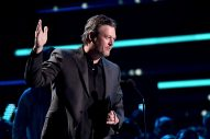 Blake Shelton Comes Out on Top With 2018 CMT Video of the Year Award