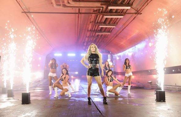 Get a First Look at Carrie Underwood's 'Sunday Night Football' Opening