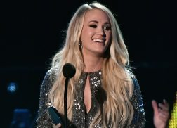 Carrie Underwood's 'The Champion' Crowned As Winner for Female Video of the Year