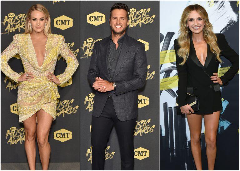 2018 CMT Music Awards: Best Dressed