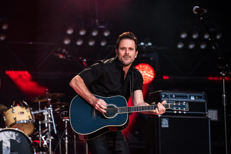 'Nashville' Star Charles Esten Isn't Sure What The Future Holds