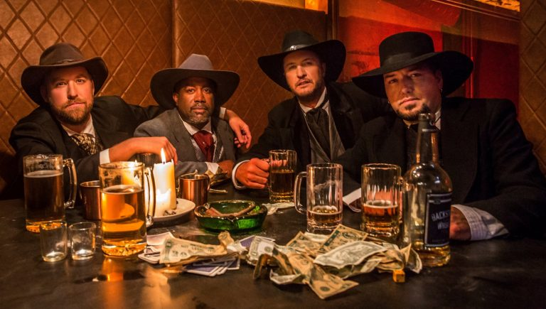 Darius Rucker and Friends Are Going 'Straight to Hell' in New Western-Inspired Video