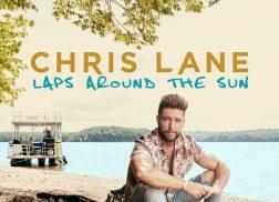 Chris Lane Will Make 'Laps Around the Sun' for New Album