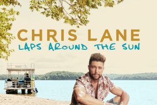 Chris Lane Will Make 'Laps Around the Sun' for New Album