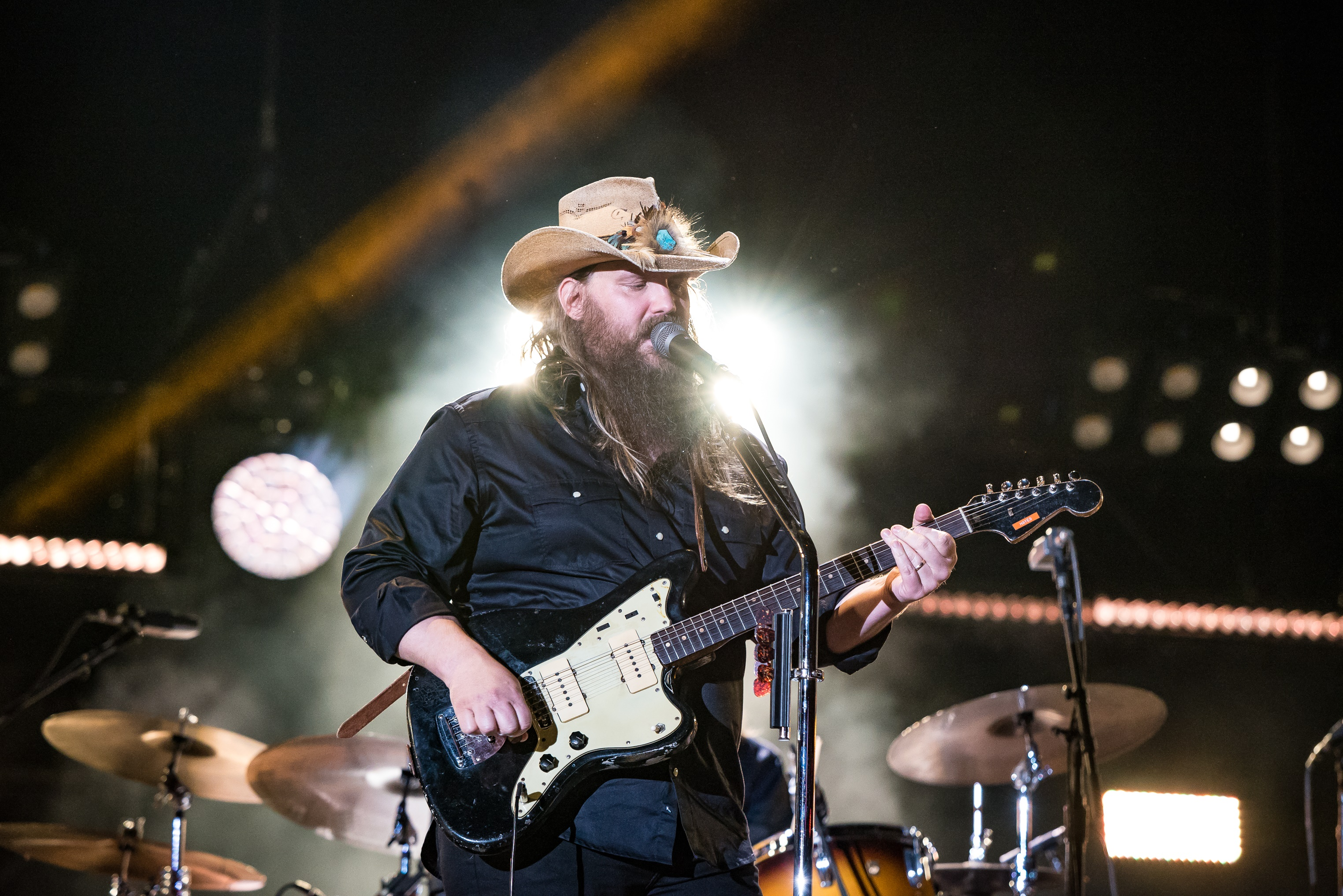 Chris Stapleton, Kacey Musgraves and More to Play Farm Aid 2018