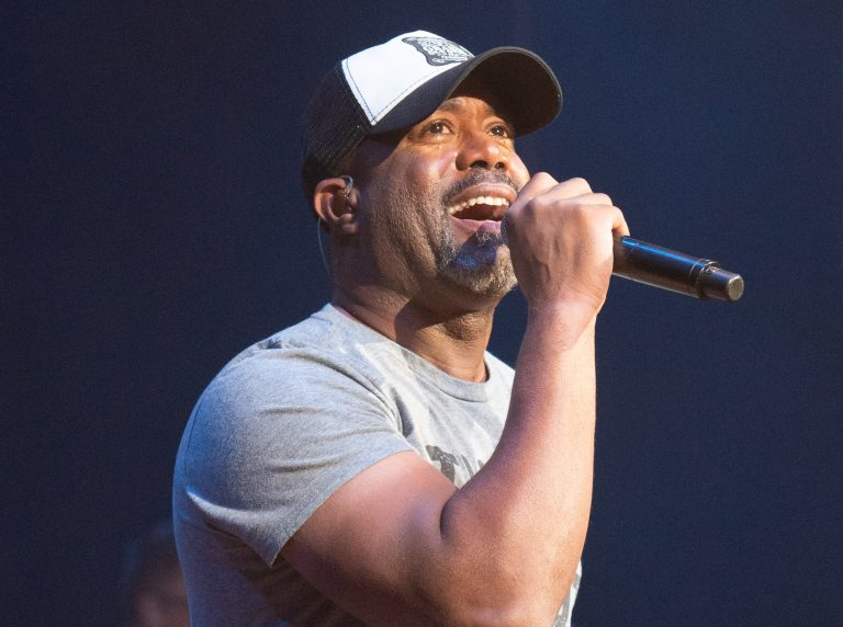 Darius Rucker Rocks Out With Friends to Benefit St. Jude