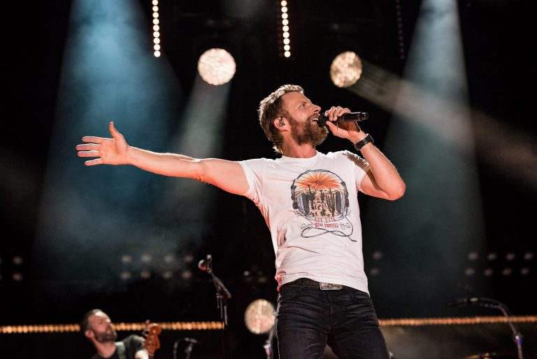 Dierks Bentley Responds to Friendly Competition of Artist Bars in Nashville