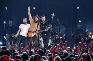Dierks Bentley and Brothers Osborne Bring Fiery 'Burning Man' to 2018 CMT Music Awards