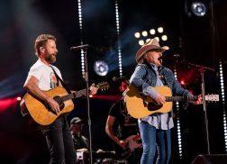 Dierks Bentley Fan-Boys Over CMA Fest Performance With Dwight Yoakam