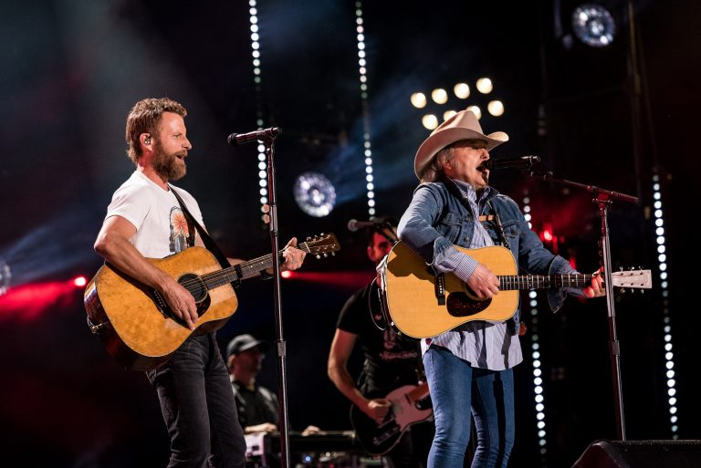 Dierks Bentley Fan-Boys Over CMA Fest Performance With Dwight Yoakam